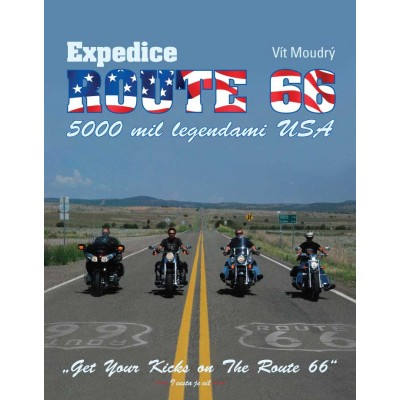 EXPEDICE ROUTE 66 5000 MIL LEGENDAMI USA
