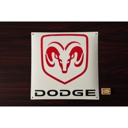 Smaltovaná cedule DODGE