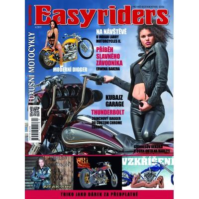 ČASOPIS Easyriders 4/2017