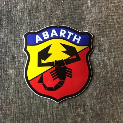 Smaltovaná cedule ABARTH