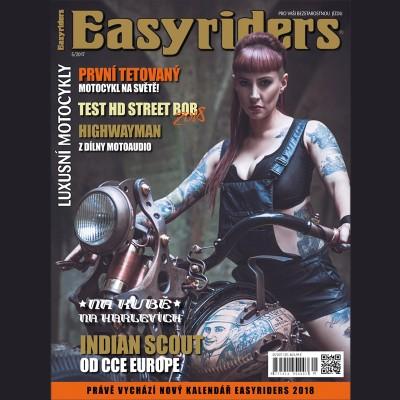 ČASOPIS Easyriders 5/2017