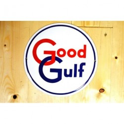 Smaltovaná cedule GOOD GULF