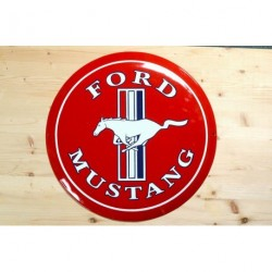 SMALTOVANA CEDULE FORD MUSTANG