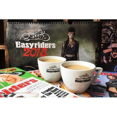 Hrnek na espresso Easyriders pro dva
