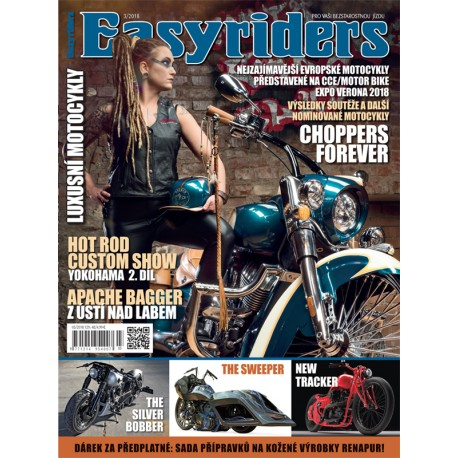 ČASOPIS Easyriders 3/2018