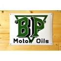 Smaltovaná cedule BP MOTOR OIL