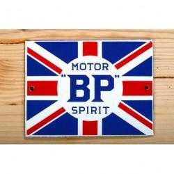 Smaltovaná cedulka MOTOR BP SPIRIT