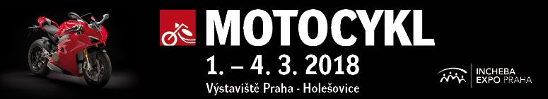 Výstava motocykl 2018