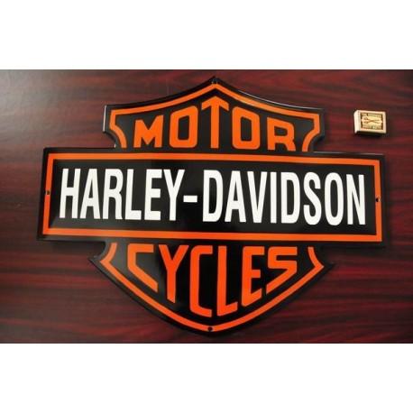 Smaltovaná cedule HARLEY-DAVIDSON CYCLES