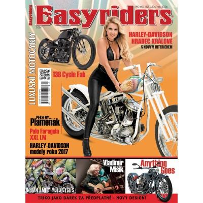 ČASOPIS Easyriders 3/2017