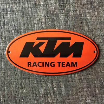 Smaltovaná cedulka KTM