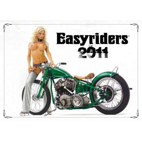 Kalendář Easyriders