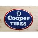 Smaltovaná cedule COOPER TIRES