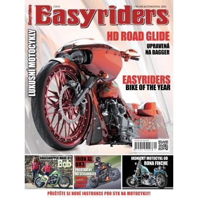 ČASOPIS Easyriders 1/2018
