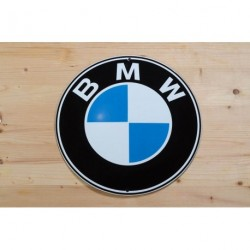 Smaltovaná cedulka BMW