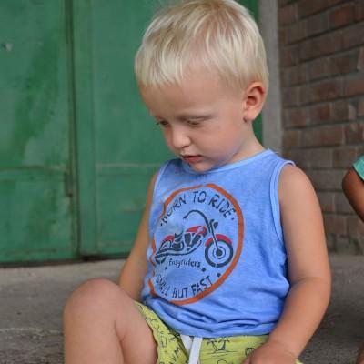 Dětské tričko SMALL BUT FAST