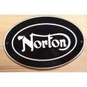 Smaltovaná cedulka NORTON