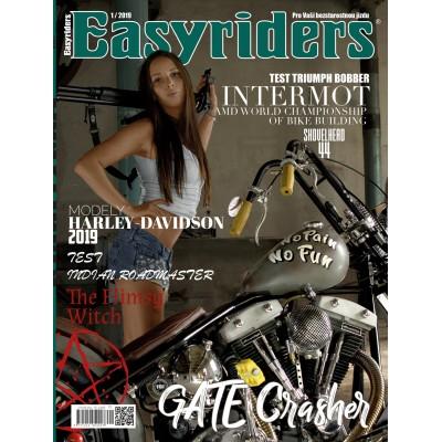 ČASOPIS Easyriders 01/2019
