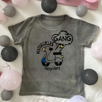 Dětské tričko MOTORCYCLES GANG