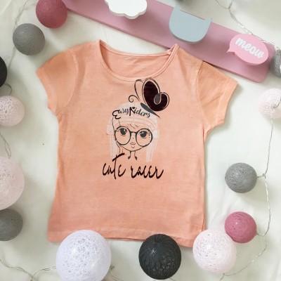 Dětské tričko Cute Racer