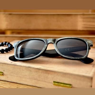 Sluneční brýle šedé