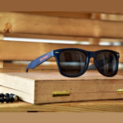 Sluneční brýle modré