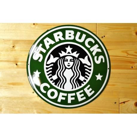 Smaltovaná cedule STARBUCKS COFFEE