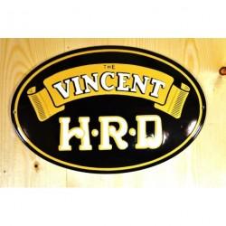 Smaltovaná cedule VINCENT HRD