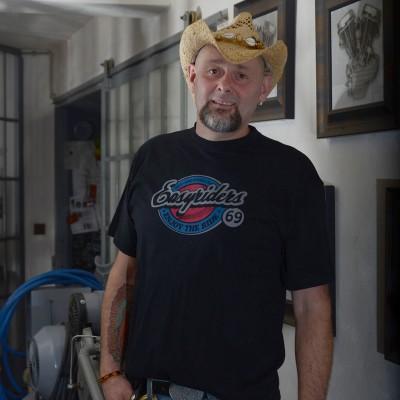 Pánské tričko ENJOY THE RIDE
