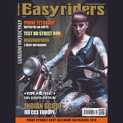 Časopisy Easyriders
